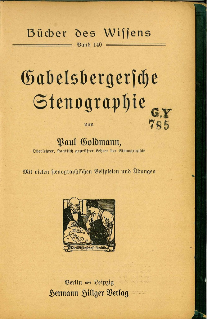 facebook - Pages from Y Goldmann Stenographiea